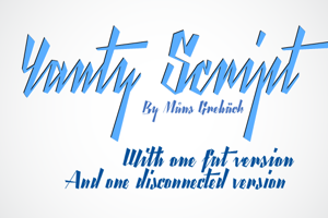 Yanty Script Demo