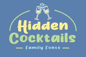 Hidden Cocktails