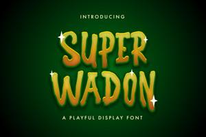 Super Wadon