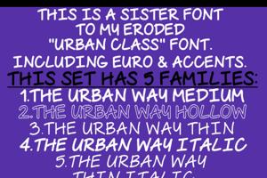 The Urban Way