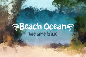 b Beach Ocean