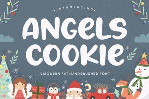 Angels Cookie