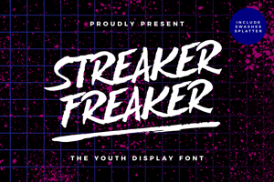 Streaker Freaker