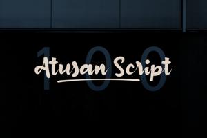 a Atusan Script