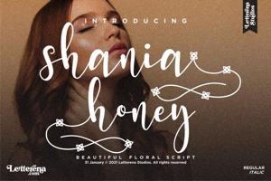 shania honey