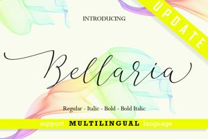 Bellaria Script