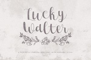 Lucky Walter