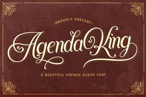 Agenda King