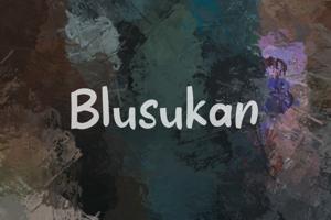b Blusukan