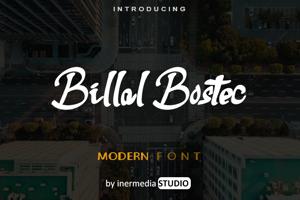Billal Bostec