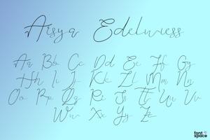 Arsya Edelwiess Script