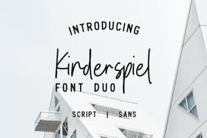 Kinderspiel Script DEMO