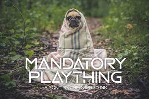 Mandatory Plaything