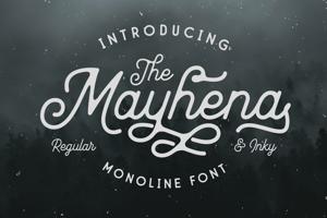 Mayhena Inky