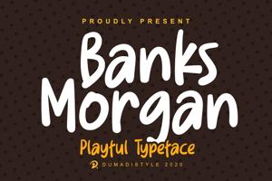 Banks Morgan