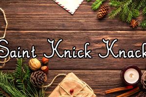 Saint Knick Knack