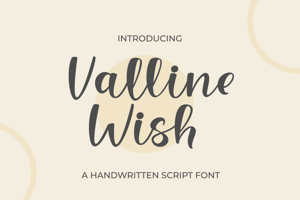 Valline Wish