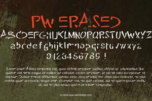 PW Erased