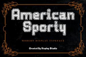 American Sporty