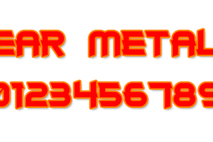 Clear Metal 7