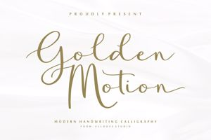 Golden Motion Version