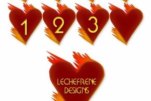 LCR Hearts Afire