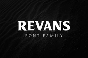 Revans Medium