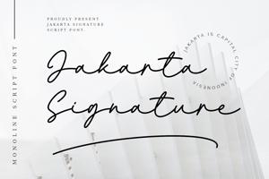 Jakarta Signature
