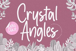 Crystal Angles