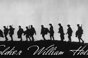 Soldier William Holmes