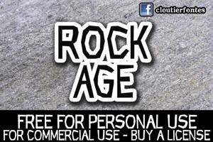 CF Rock Age