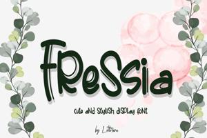 Fressia