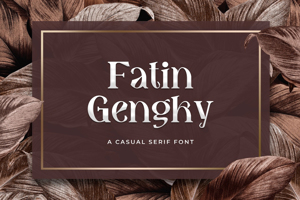 Fatin Gengky