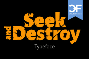 CF Seek and Destroy PERSO