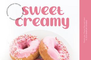 Sweet Creamy