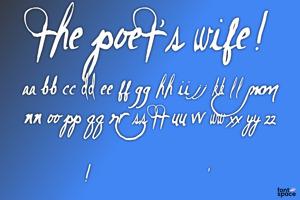 The Poet's Wife!