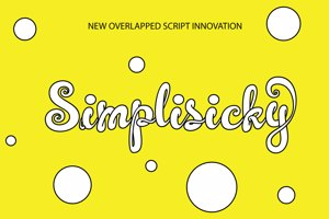 Simplisicky | 3D Layered Script
