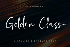 Golden Class Script
