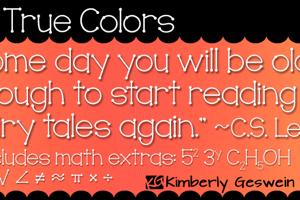 KG True Colors
