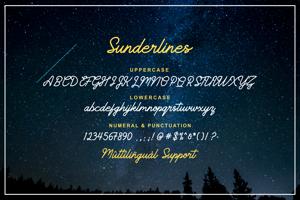 Sunderlines