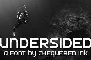 Undersided