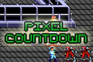 Pixel Countdown