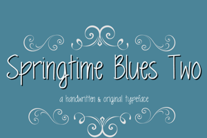 MRF Springtime Blues Two