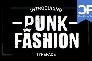 CF Punk Fashion