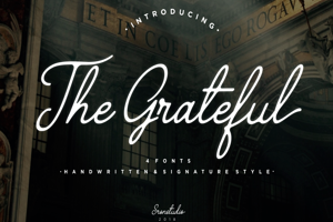The Grateful 4