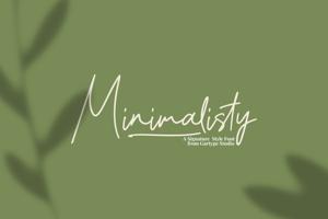 Minimalisty
