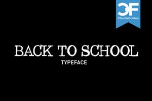 CF Back to School