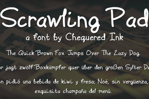 Scrawling Pad