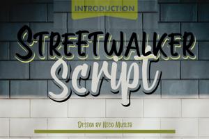 Streetwalker Script