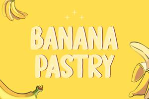Banana Pastry